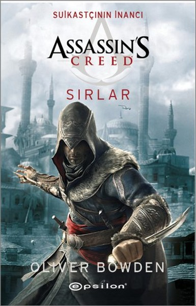 Assassin's Creed: Sırlar Kitap Kapağı